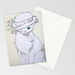 Bad Cat Stationery Cards