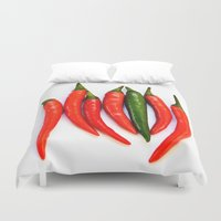 hot Duvet Covers featuring Hot... by belkat