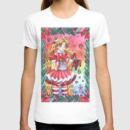 Usagi Merry Christmas T-shirt