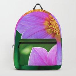 Adorable Pink Flower Backpack