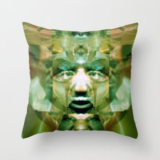 Cosby #5 Throw Pillow