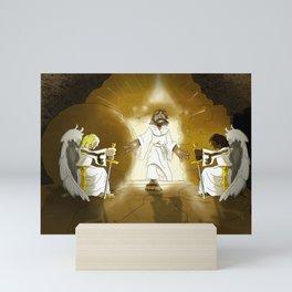 Yeshua has Risen! Mini Art Print