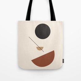 L'ascesa - On The Rise - modern abstract art hand drawn Tote Bag