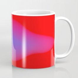 blue makes more red Coffee Mug