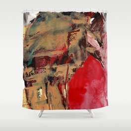 Look. Shower Curtain