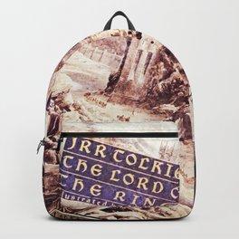 Tolkien Books Backpack