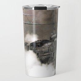 Steam Engine, Locomotive Travel Mug