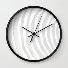Pattern 11 Wall Clock