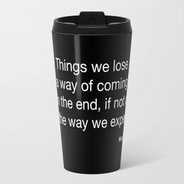 Harry P quote 2 Travel Mug