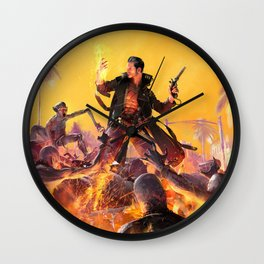 Demonhunter Wall Clock
