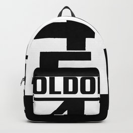 50th Birthday Backpack