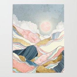 Spring Morning Poster