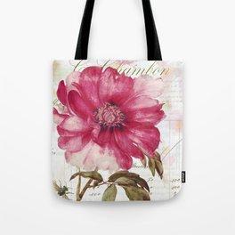 Le Pink Tote Bag