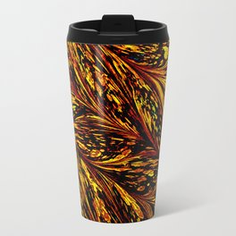 Golden Harvest Travel Mug
