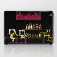 bar iPad Cases featuring Bar by Ornaart