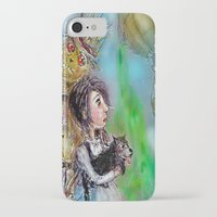 oz iPhone & iPod Cases featuring  oz by AliluLera
