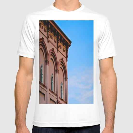 Cherubs on the Ledge T-shirt