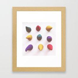 inscense Framed Art Print