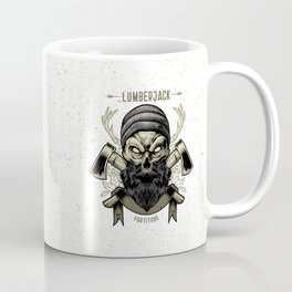 Fortitude (Lumberjack) Coffee Mug