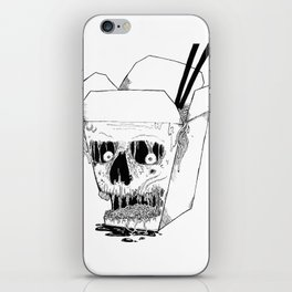 Monster Food: Takeout iPhone Skin