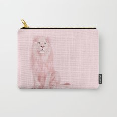 ALBINO LION Carry-All Pouch