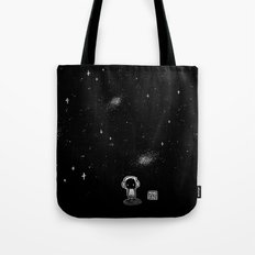 Just the Stars Tote Bag