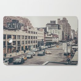 Tough Streets - NYC Cutting Board