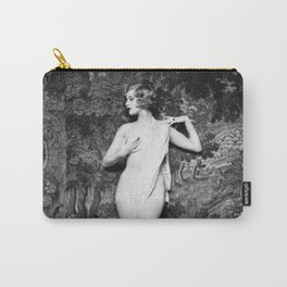 Hazel Forbes - Actress, dancer, and Ziegfeld girl Carry-All Pouch