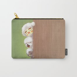 Peeking Carry-All Pouch