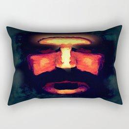 FRANK ZAPPASAKI Rectangular Pillow