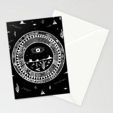 Interstellar Deserts Stationery Cards