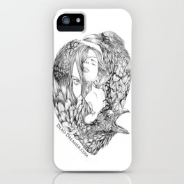 To Dream is to Die - Line iPhone Case