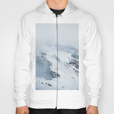Old Mountain - Minimalist Landscape Photography Hoody