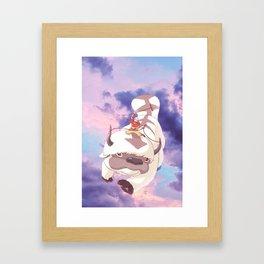 The Last Airbender  Framed Art Print