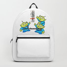 White Claw Backpack
