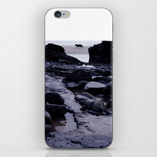 Loner iPhone & iPod Skin