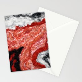 Circle Fire - FELT Expressions Stationery Cards