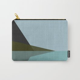 Abstract and geometric landscape 02 Carry-All Pouch