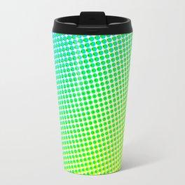80's grade light blue Travel Mug