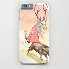 wolf and dear iPhone 6s Slim Case