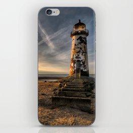 Lighthouse Seascape iPhone Skin