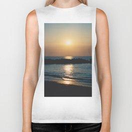 Sunset Ocean Bliss #6 #nature #art #society6 Biker Tank