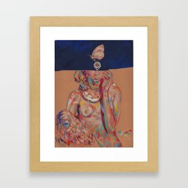 Cycloptic Framed Art Print