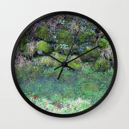 """A corner of """"merveilleux"""" Wall Clock"""