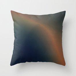 MOUNT RA Throw Pillow
