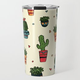Fiesta Plants Travel Mug