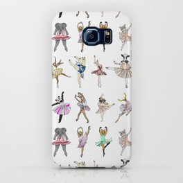 Animal Ballet Hipsters LV iPhone Case