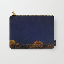 Night Sky Full of Stars Landscape Photography Carry-All Pouch