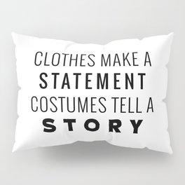 Halloween Story Pillow Sham