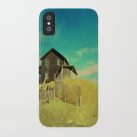 the cure iPhone & iPod Cases featuring The Cure For Anything by Brianne Lanigan